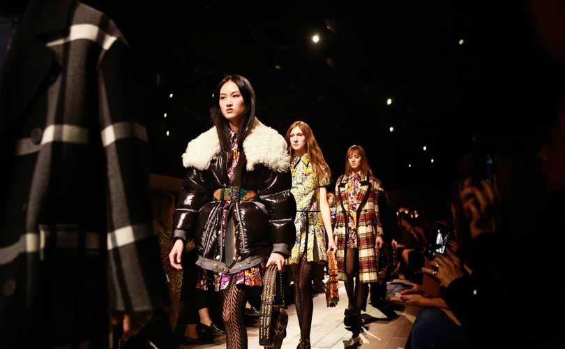 Mystery investor builds stake in Burberry