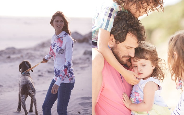 Joules announces lifestyle partnership with Watergate Bay Hotel