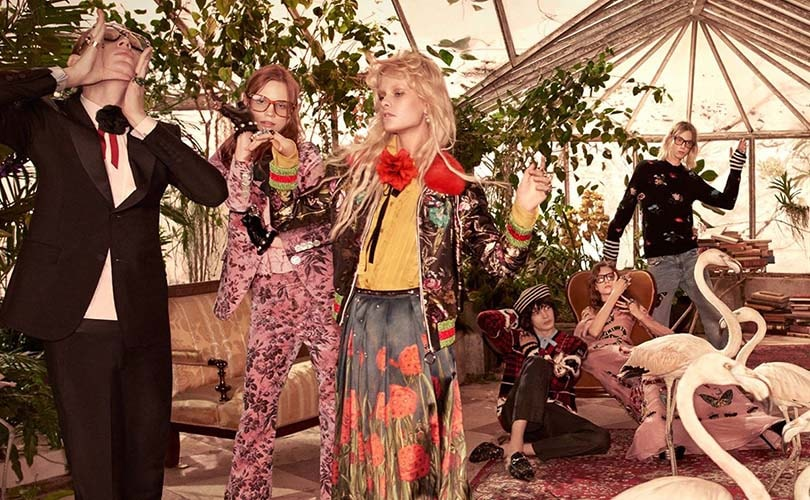 Gucci to merge women's and men's shows