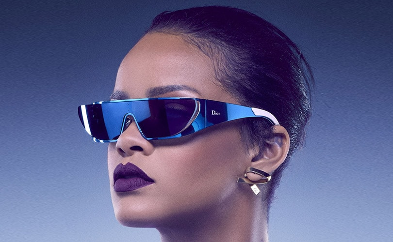 Rihanna and Dior collaborate on sunglasses
