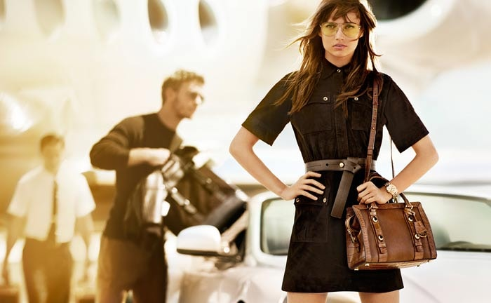 Michael Kors sees stores drop its bags due to returns