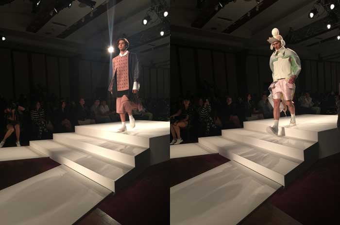 Parsons Fashion Show 2016: Sustainability First