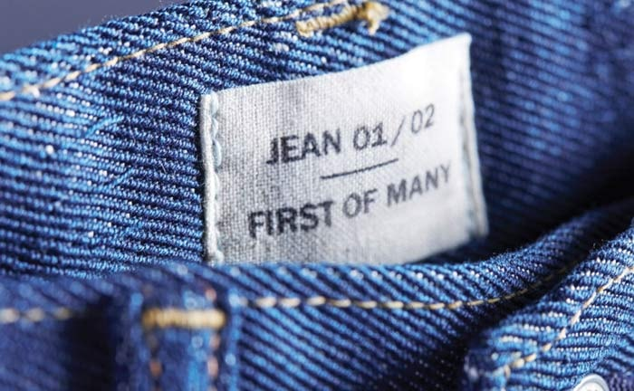 Levi's partners with Evrnu to launch sustainable jeans
