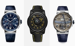 Kering hires Alain Riguidel as president of luxury watch division