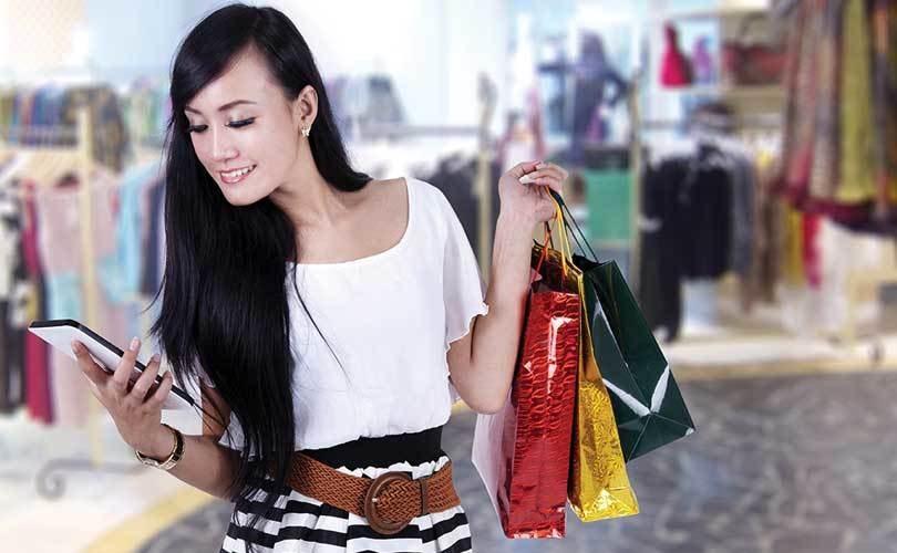 shopping best friend of women essay