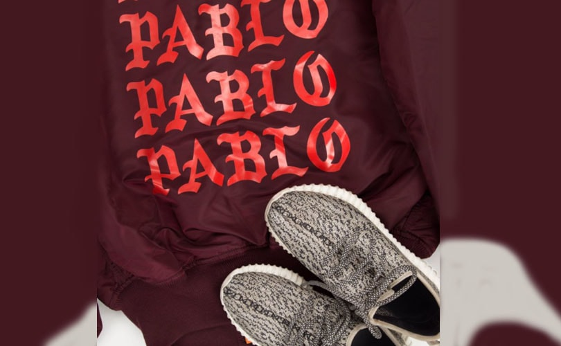 "Kanye West's ""The Life of Pablo"" merch lands at Dash"