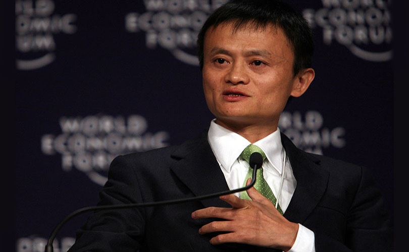 Alibaba's Jack Ma: Fake goods often better than originals