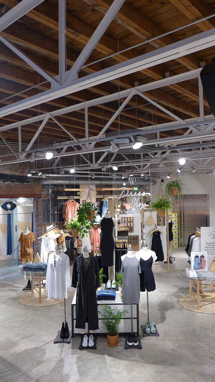 Urban Outfitters opens new flagship in Utrecht, the Netherlands