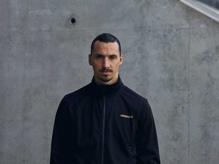 Prepare for Zlatan Ibrahimovic sportswear launch A-Z