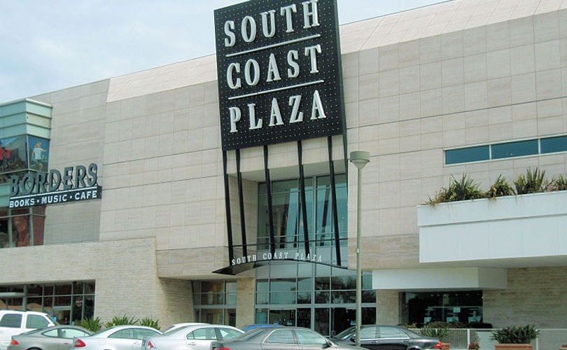 How South Coast Plaza remains unphased by mall decline