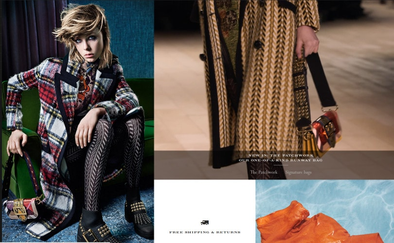 Burberry reports 3 percent decline in Q1 comparable sales