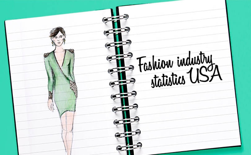 Fashion industry statistics infographics part 1: the USA