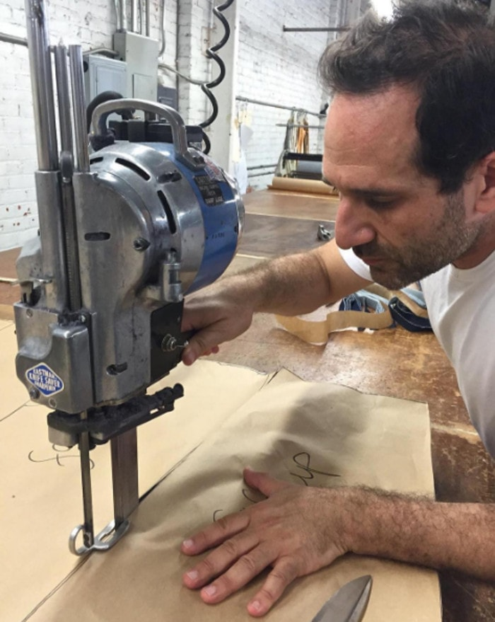 Dov Charney starts anew with innovative apparel company