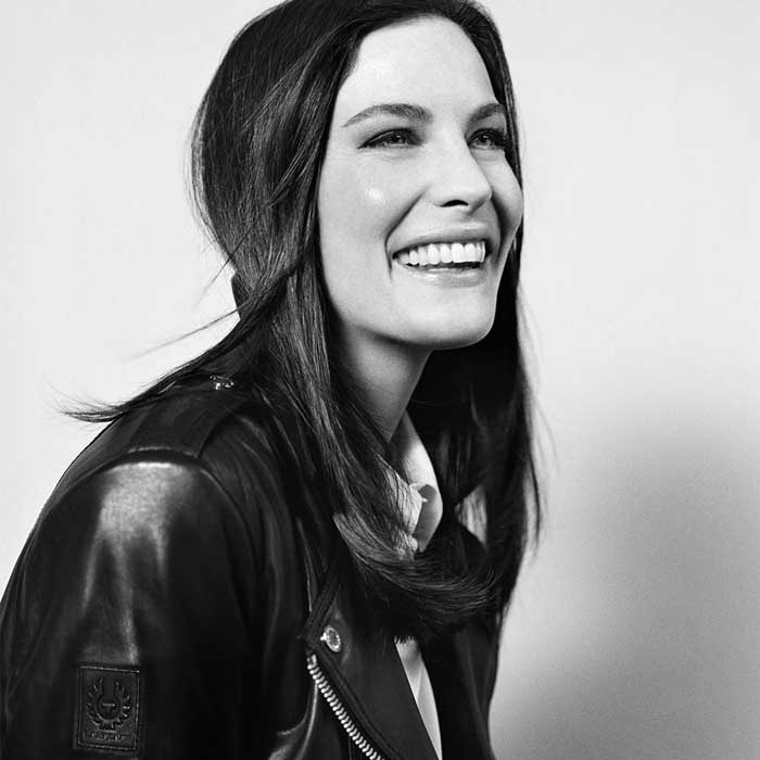 Belstaff unveils Liv Tyler capsule collection