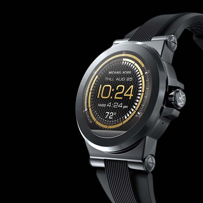 ade4256cba7f Michael Kors launches smartwatch collection