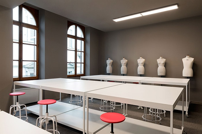 Florence celebrates inauguration of the new istituto marangoni school of fashion art