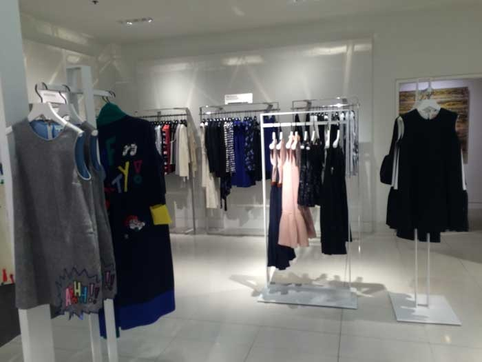 In Picture: Nordstrom's Space concept boutique