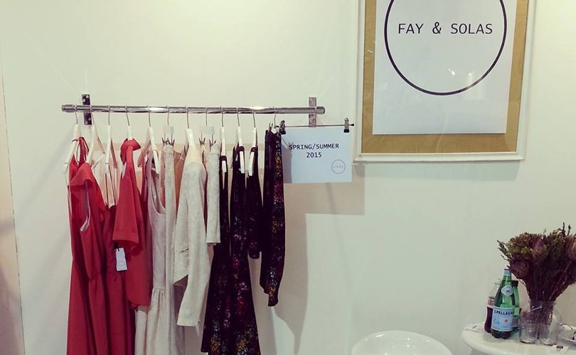 LCF-alumna to introduce label at Scoop