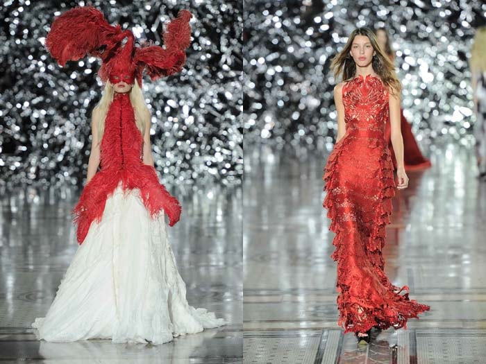 Giles Deacon steps aways from RTW to focus on Couture