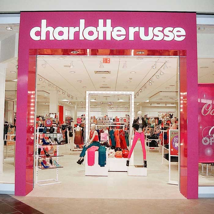 Charlotte Russe receives a downgrade rating from Moody's