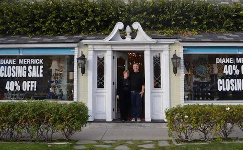 b358257f53b76 Los Angeles - Diane Merrick grew a following in Los Angeles from selling  apparel and antiques in the local community. On January 28