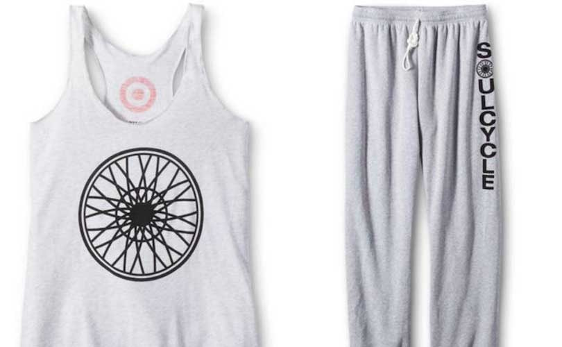 SoulCycle teams up with Target for fitness collection