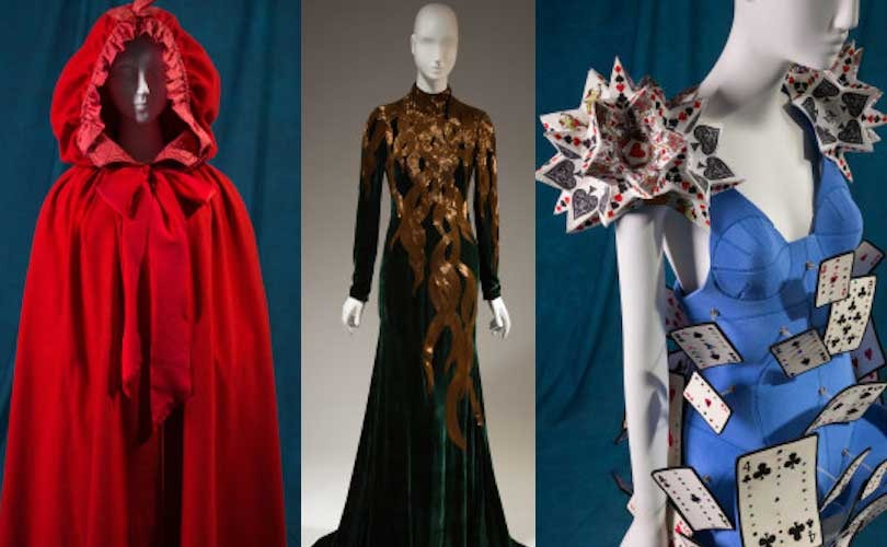 Fairy tales come to fashionable life at Fashion Institute of Technology