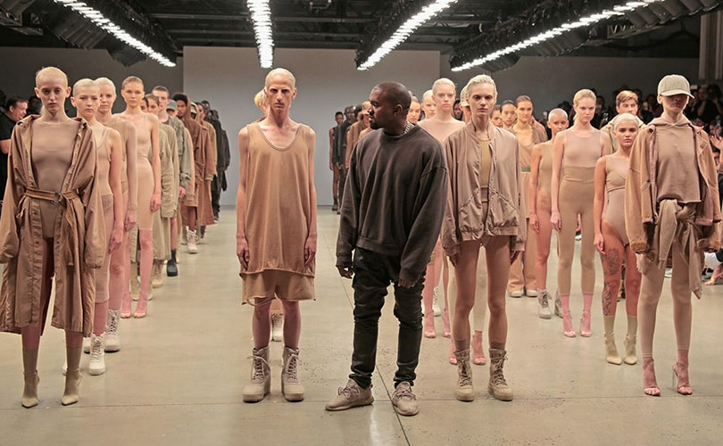 Kanye West lowering prices for Yeezy?