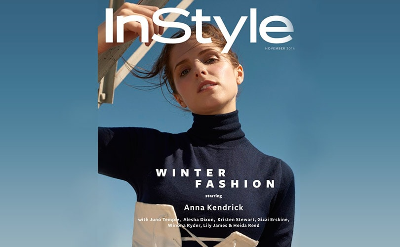 InStyle UK shutters print to relaunch as digital brand