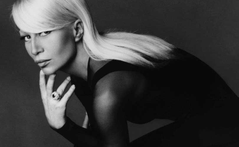 Donatella Versace publishes intimate history of Versace