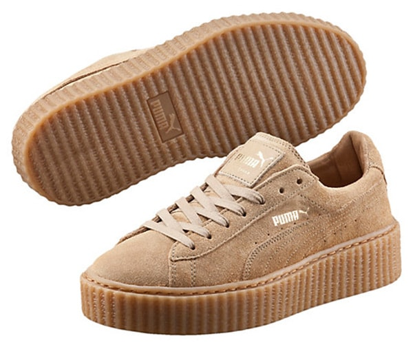 puma by rihanna creeper chile