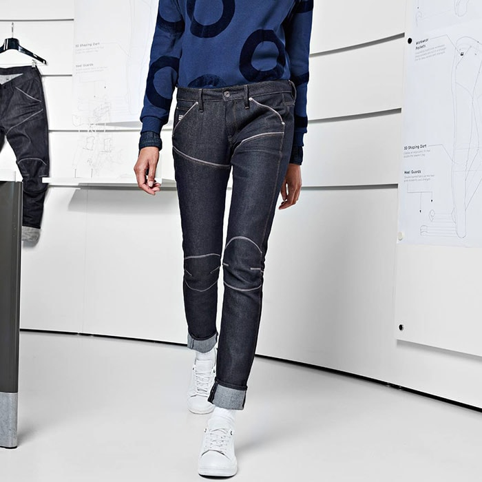 How to solve the denim's industry problem with fit