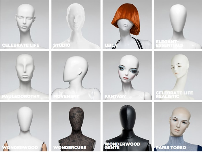 Mannequins: History, Trends, and Key Figures