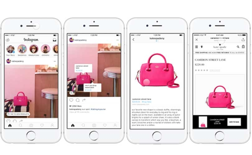 Instagram to test new shopping feature