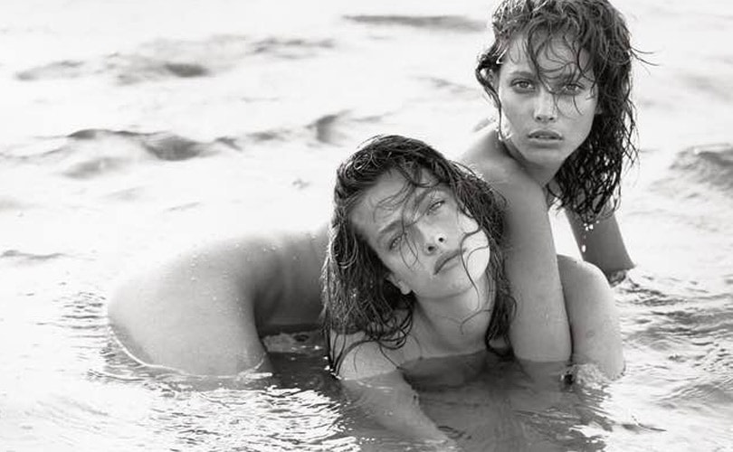 Herb Ritts exhibition at Hamiltons Gallery