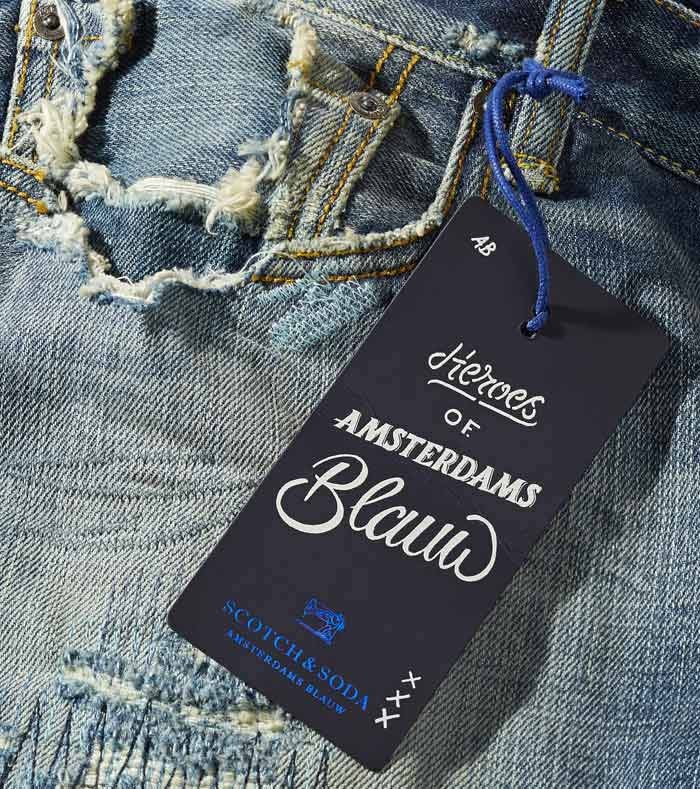 How do you tell the story of denim?