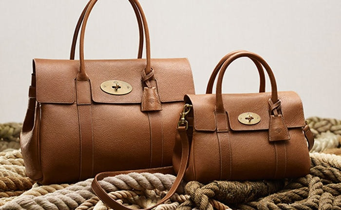 Mulberry first half like-for-like sales up 7 percent
