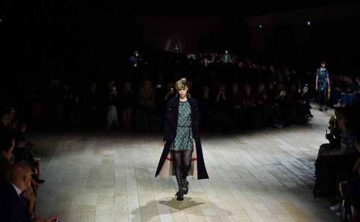 Burberry dazzles Prorsum and Kane surprises at London Fashion Week