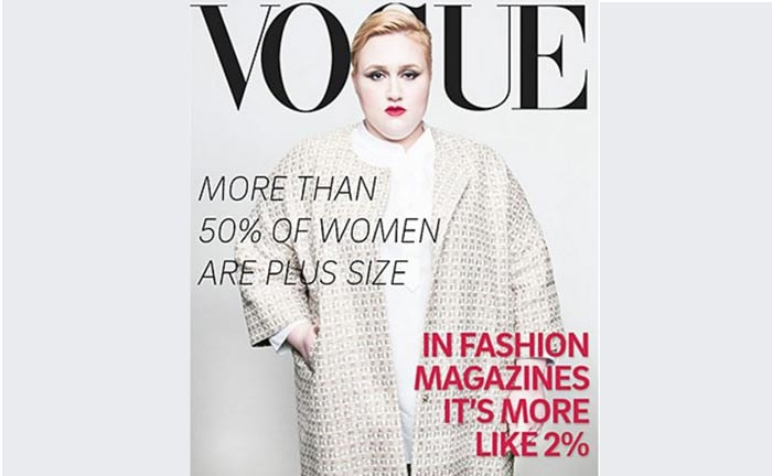 navabi challenges representation of plus size women in the media