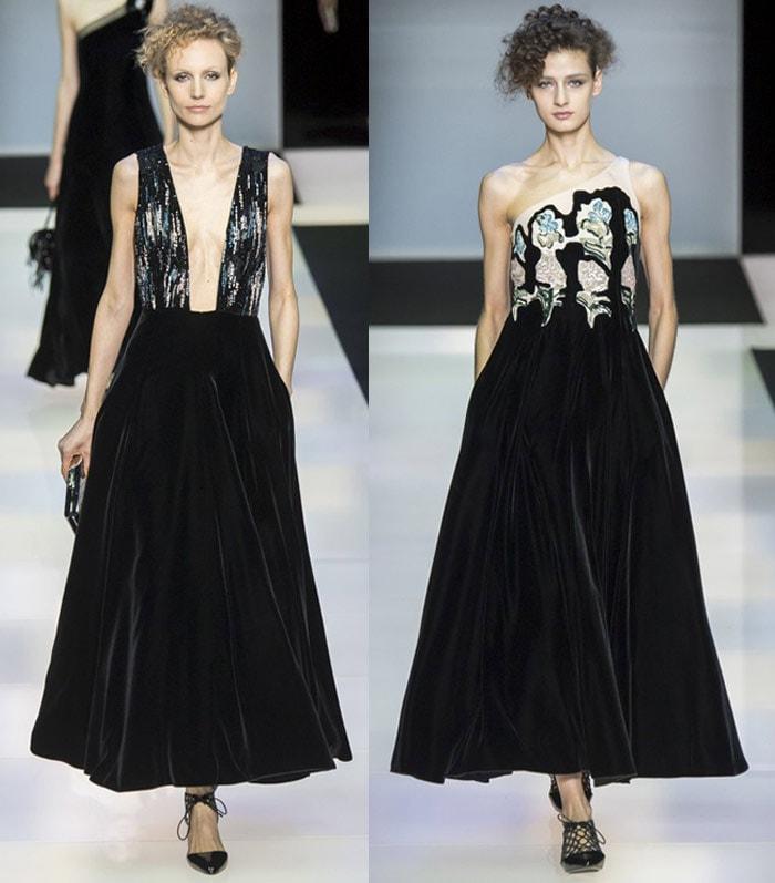 In beeld: Milaan Fashion Week