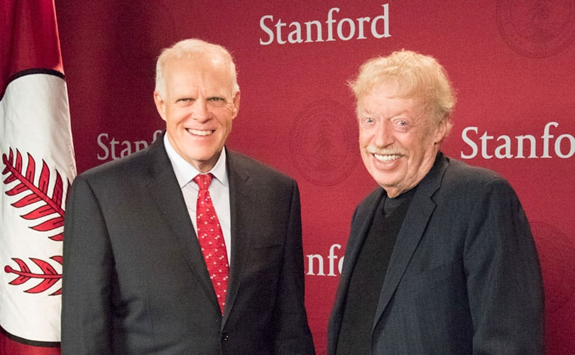 Nike's Philip Knight donates 400 million US dollars to Stanford University