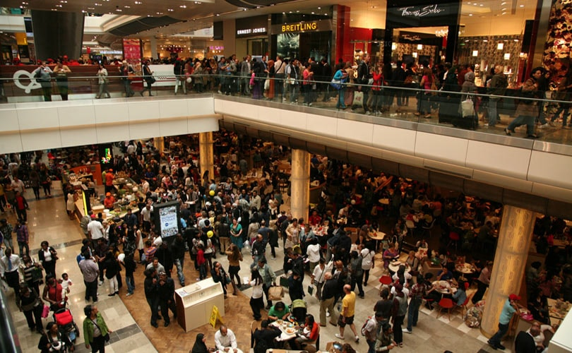 Westfield reveals how consumers will shop next