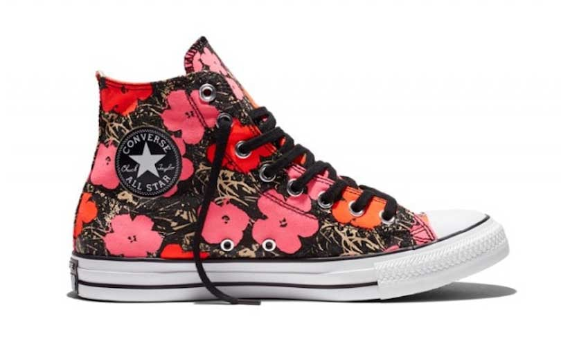 194d2e25c08394 Converse launches Andy Warhol collection