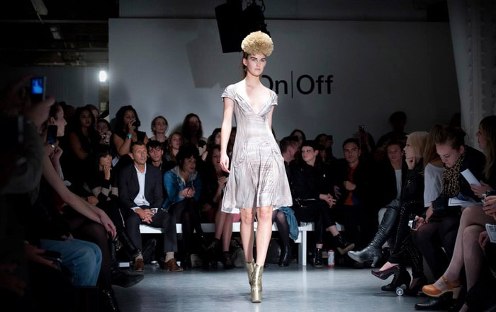 On Off #TomorrowsTalents: a platform for Britain's finest fashion