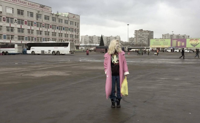 Outlaw Moscow designer wins inaugural Fashion Film Award