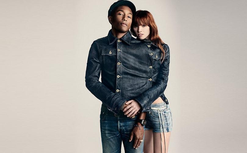 Pharrell Willams named new co-owner of G-Star Raw