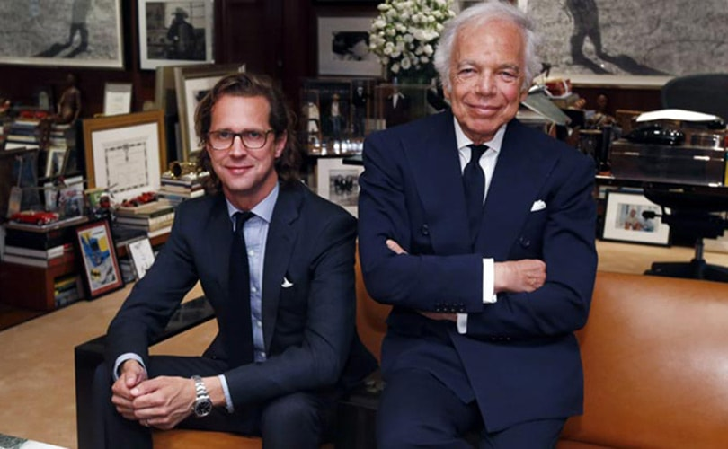 Ralph Lauren posts decline in Q3 earnings