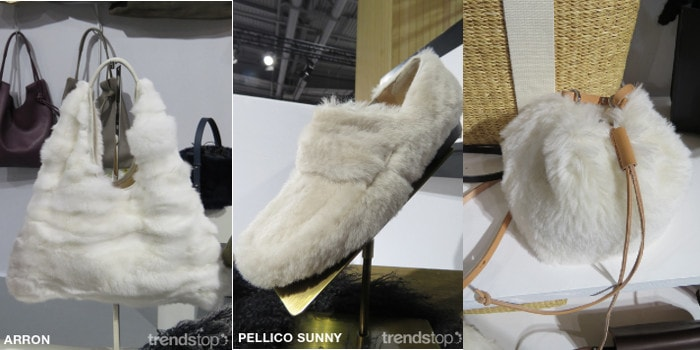 Fall Winter 2017-18 Key Womens Accessories at the Trade Fairs