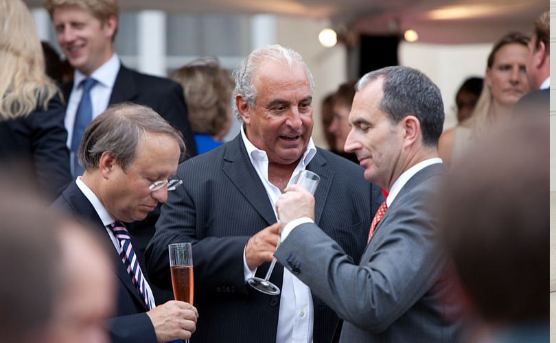 Sir Philip Green to pay up to 363 million pounds to BHS Pension scheme