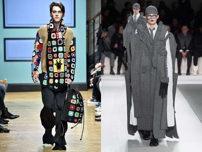 Fall Menswear 2017 Highlight: Welcome to the Dork Side